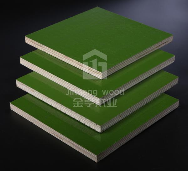 金亨木业覆塑模板